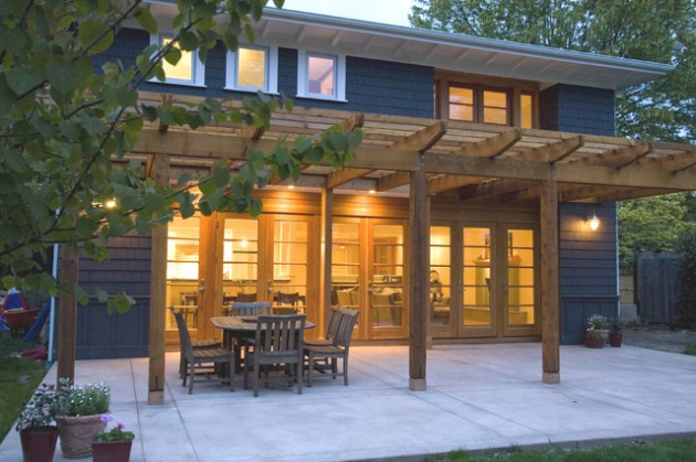 17 Inspirational Ways to Beautify Your Yard with Pergola