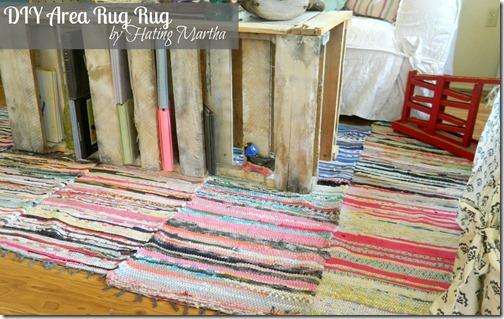 26 Super Easy DIY Rug Tutorials For Your Home