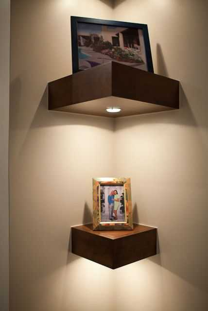 23 Clever Corner Decoration Ideas