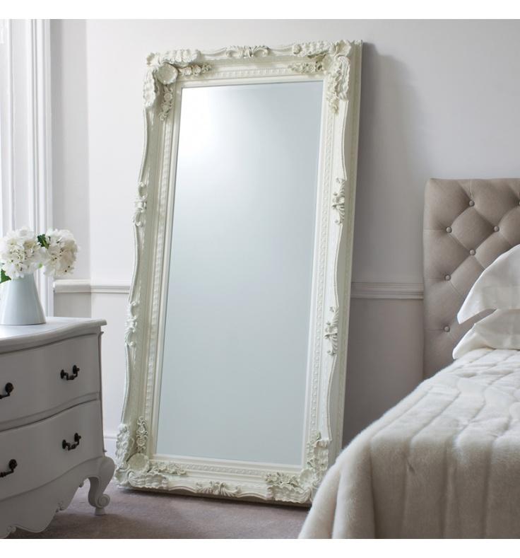 28 Elegant Floor Mirror Designs