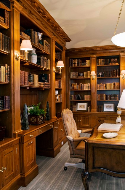 23 Elegant Masculine Home Office Design Ideas: 19 Dramatic Masculine Home Office Design Ideas
