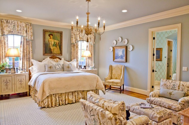 16 Charming Victorian Bedroom Design Ideas: victorian bedrooms