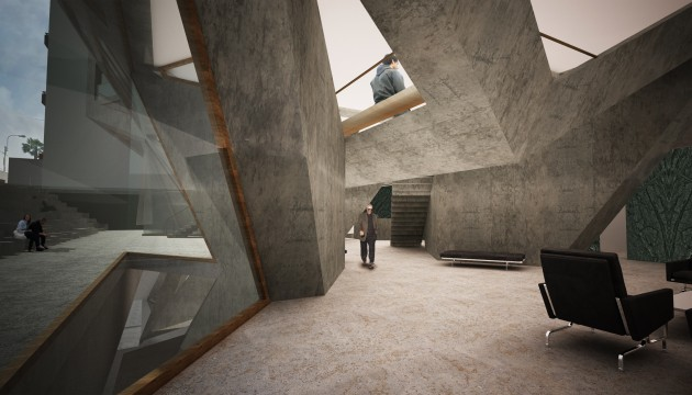 Platonian Tower in Lima Astonishing Architecture That Will Leave You Breathless