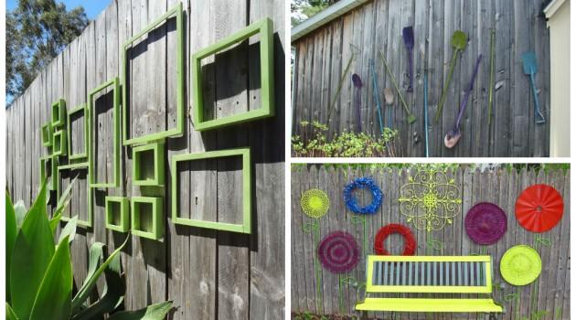 Diy Garden Fences Wall Art Archives Architecture Art Designs