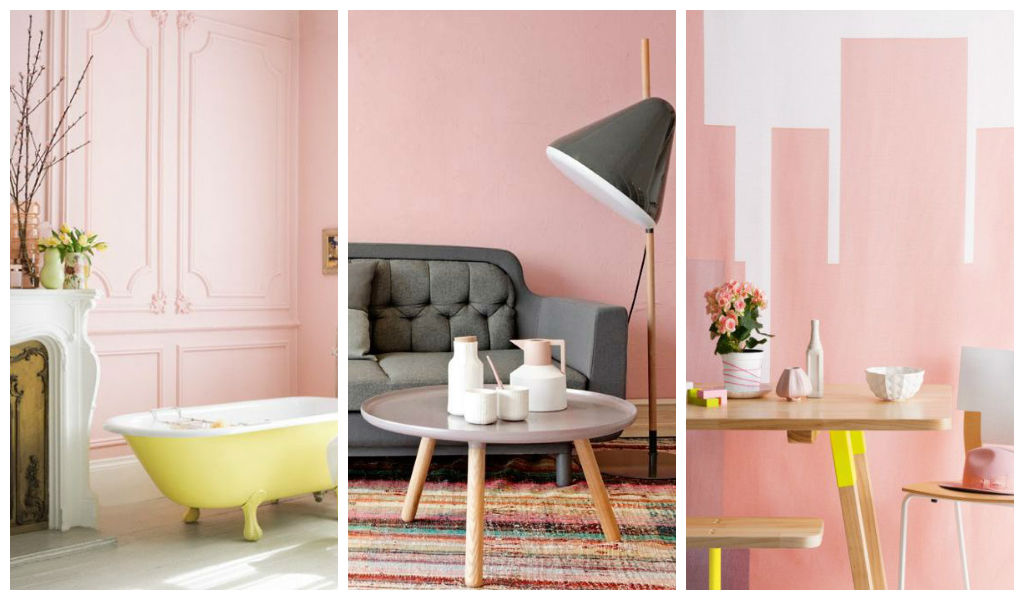 27 fabulous pastel pink interior designs. Black Bedroom Furniture Sets. Home Design Ideas