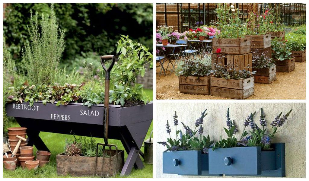 25 Adorable Diy Wooden Planter Ideas