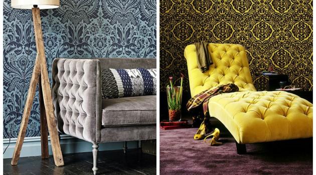23 Fabulous Tufted Furniture Designs