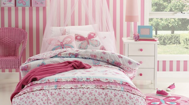 Decorating a Room for your Little Princess