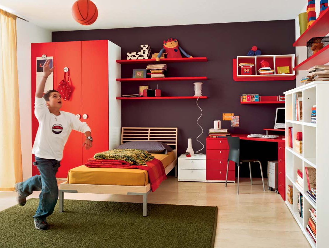 10 tips for decorating your child s bedroom for Dormitorio 3x3