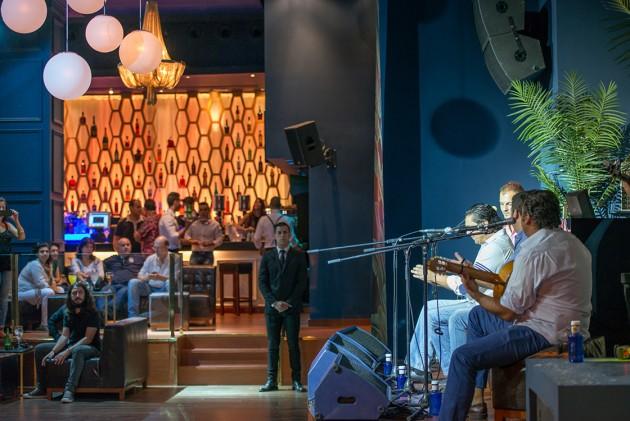 YANGTSÉ MUSIC ROOM by DVAZQUEZ Studio