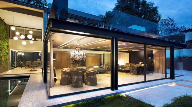 Stunning Interior That Will Amaze You: Casa Lomas II by Paola Calzada Arquitectos
