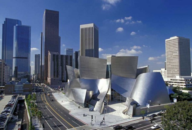 6 Buildings with Incredible Metal Architecture