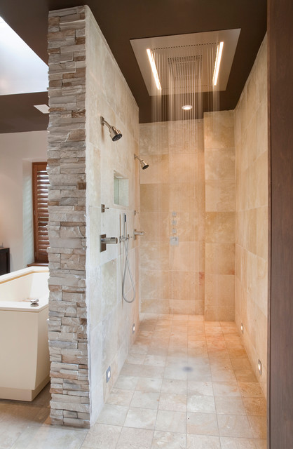 20 Fascinating Contemporary Shower Design Ideas That Will Catch Your Eye
