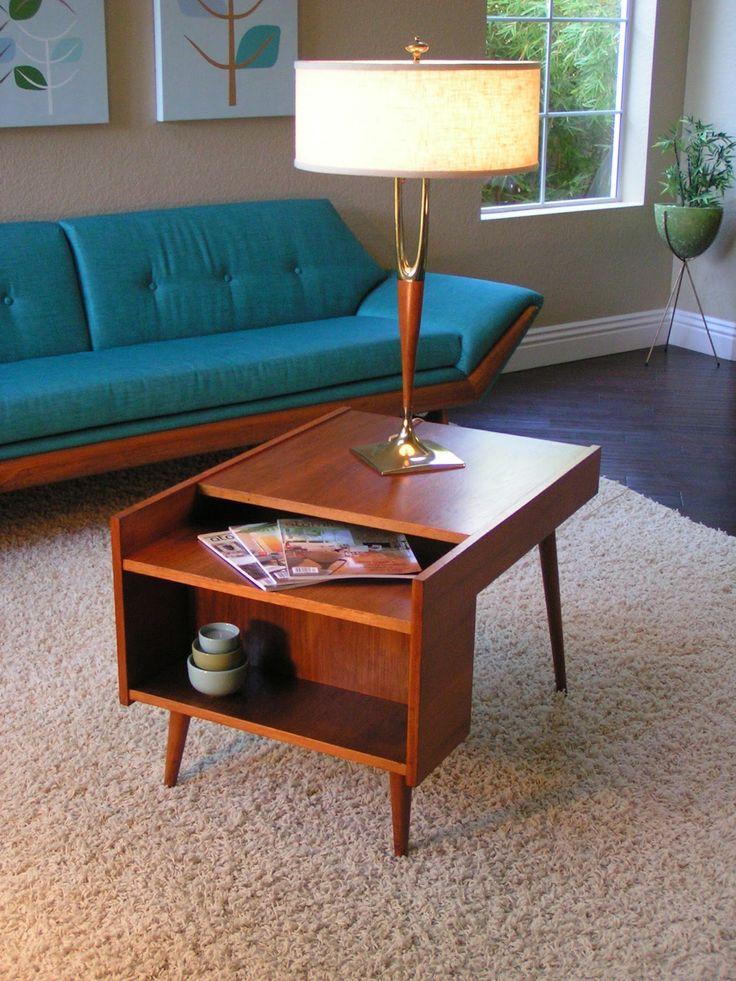25 Amazing Vintage Side Table Designs