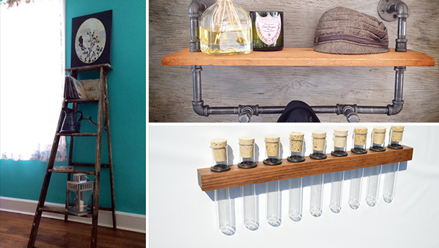 17 Creative Handmade Storage Ideas