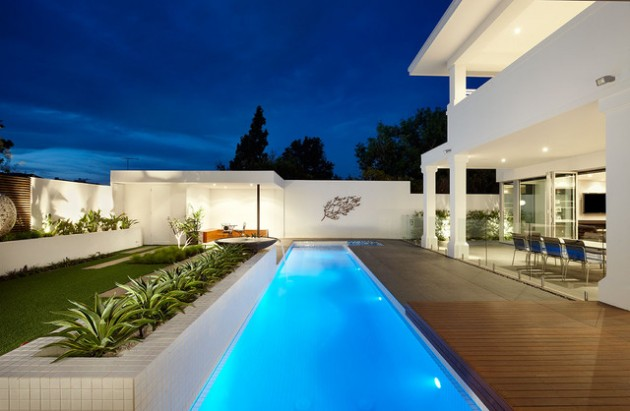 18 small but beautiful swimming pool design ideas - House Swimming Pool Design