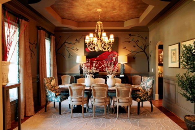 17 Sleek Asian Inspired Dining Rooms for Sophisticated Look