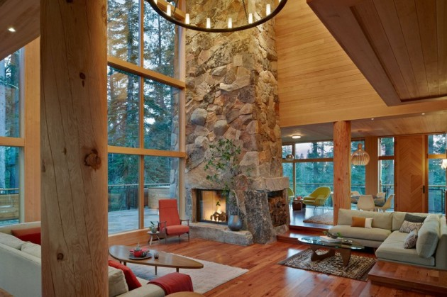 23 Unique Astonishing Living Rooms That You Will Like Them Instantly