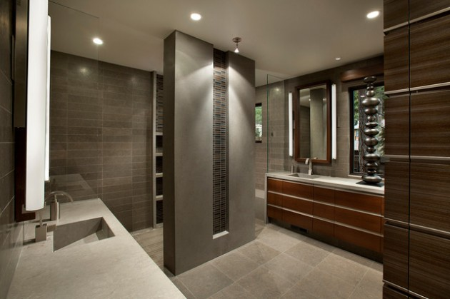 Masculine Bathroom Design Captivating Dramatic Masculine Bathroom Designs To Get You Inspired Design Ideas