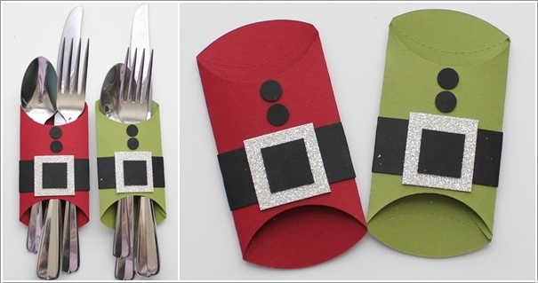 Amazingly Cool DIY Cutlery Holders