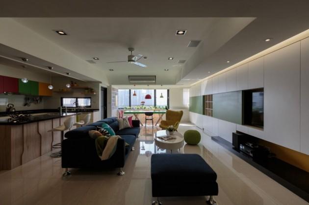 20 Unique and Fascinating Living Room Design Ideas