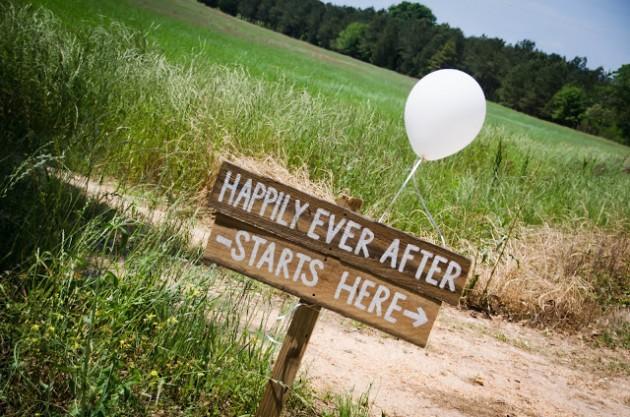 Superb DIY Ideas for Your Outdoor Wedding