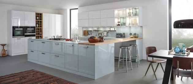 Kitchen Designs by LEICHT