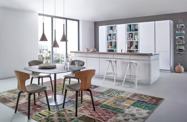 Kitchen Designs by LEICHT