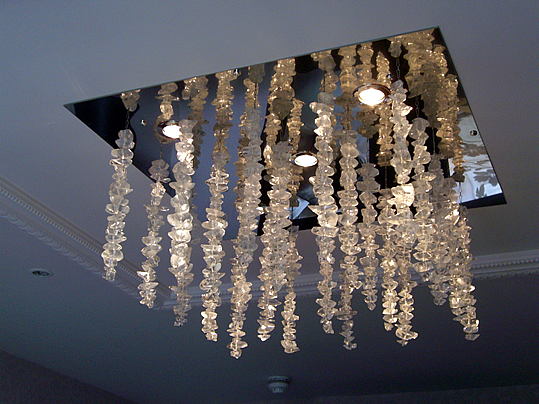 Glass chandeliers and glass wall lamps by murano aloadofball Choice Image