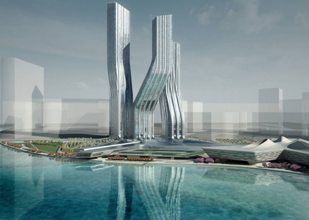 10 Architectural Projects That Will Blow Your Mind With Their Design