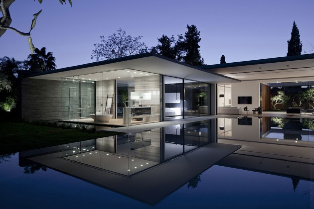 Top 5 most amazing contemporary houses for this season for Most amazing modern houses