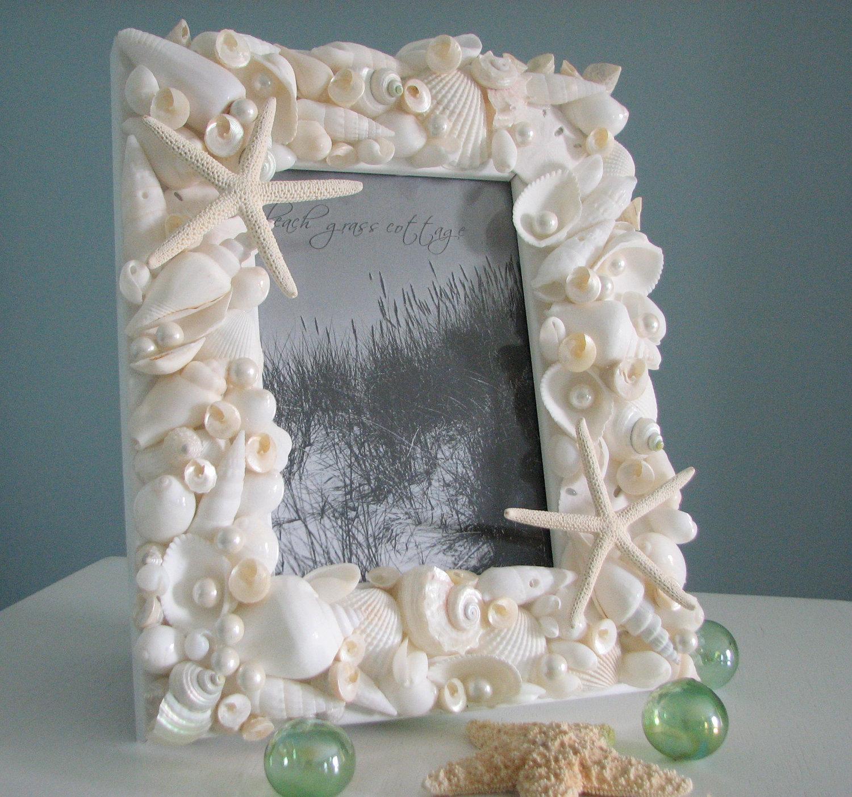 Рамка для фото своими руками с камнями