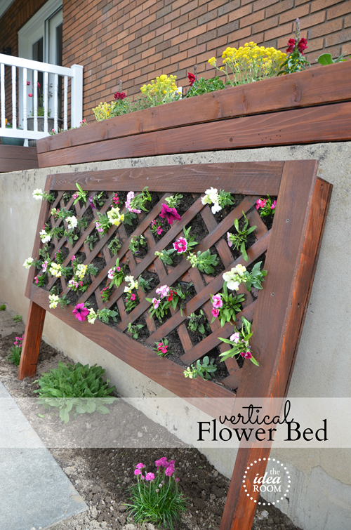 Cheapest 24 DIY Garden Projects That Anyone Can Make