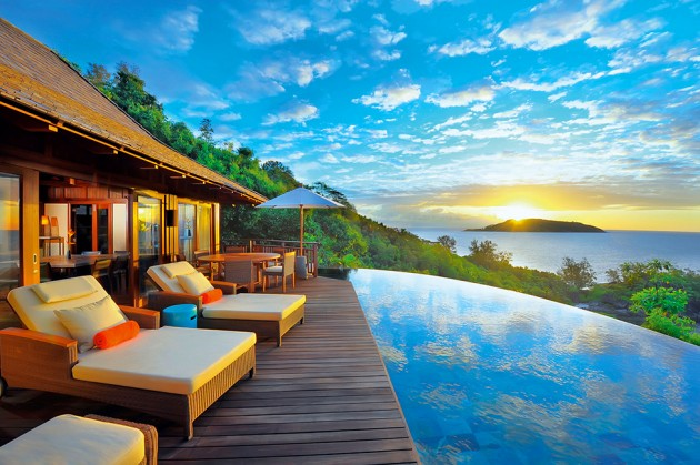 7 of The Best Exotic Escapes Around The World