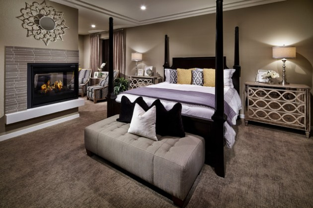 Home Design Ideas Bedroom: 15 Unbelievable Contemporary Bedroom Designs