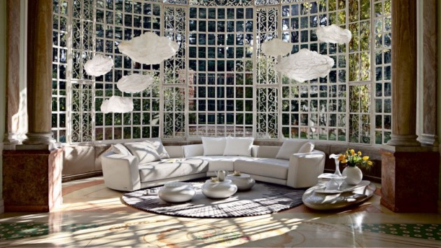 26 Most Amazing Modern Sofa Design Ideas by Roche Bobois