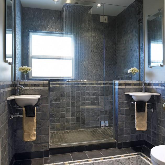 17 Amazing Contemporary Bathroom Designs
