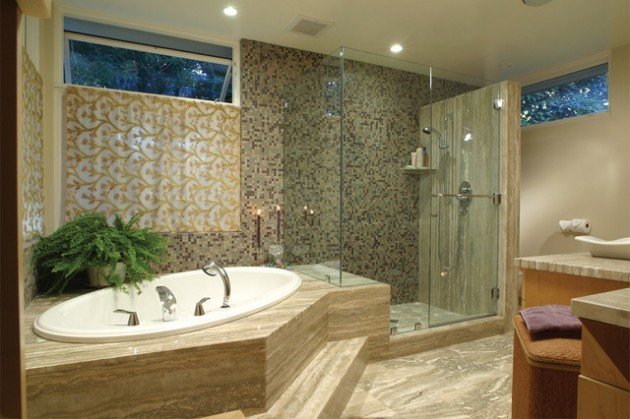 17 of the most awesome eclectic bathroom designs - Eclectic Bathroom