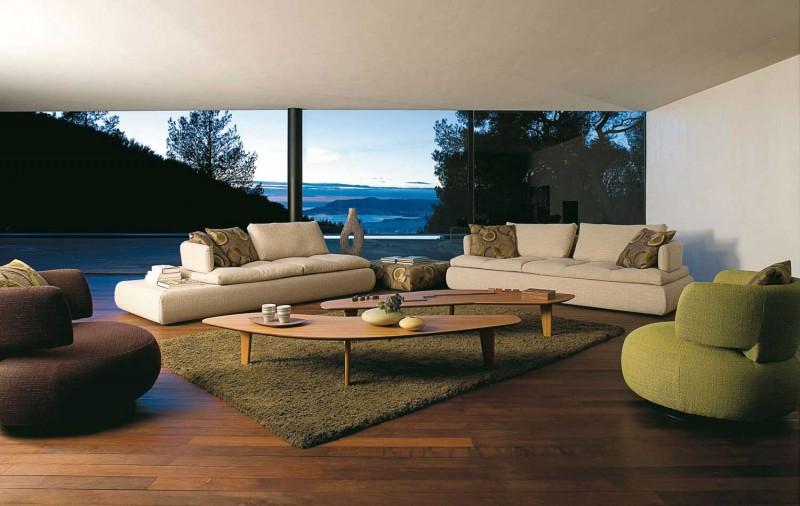 sofas de roche bobois