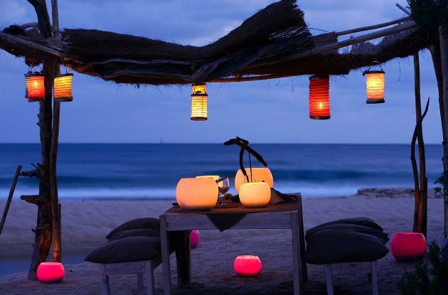 23 Fascinating Ideas for Your Ideal Outdoor Romantic Dinner