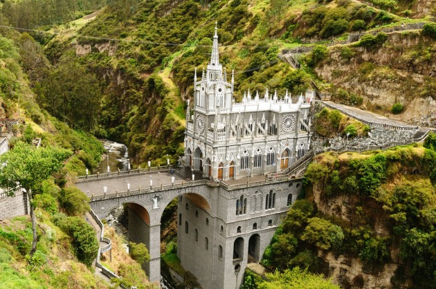 15 Fairy Tale Places You Wont Believe Are Real