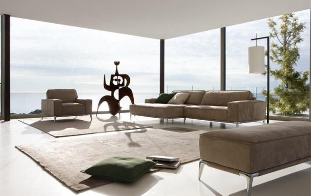 26 Most Amazing Modern Sofa Design Ideas by Roche Bobois