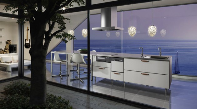 Top 20 Most Extraordinary Kitchen Designs You've Never Seen Before