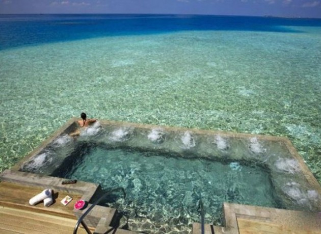 Top 16 The Most Awesome Swimming Pools In The World  You Just Cant Resist Them