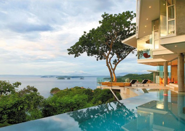Top 12 breathtaking contemporary houses with most amazing for Beautiful house view