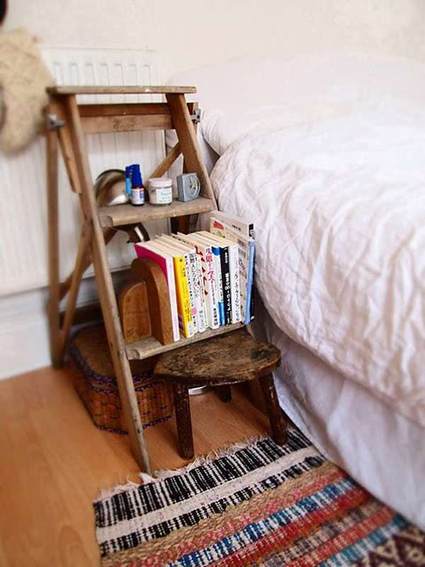 21 DIY Nightstands To Enhance The Charm of Your Bedroom