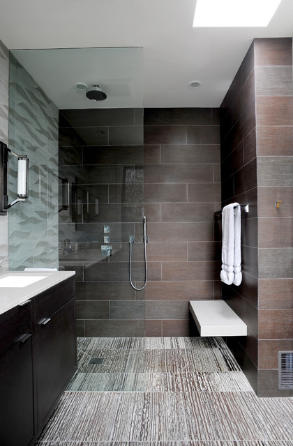 17 Amazing Contemporary Bathroom Designs