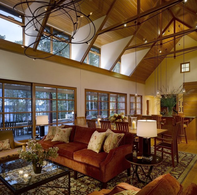 15 of the most welcoming rustic homes for Furniture burlington wa