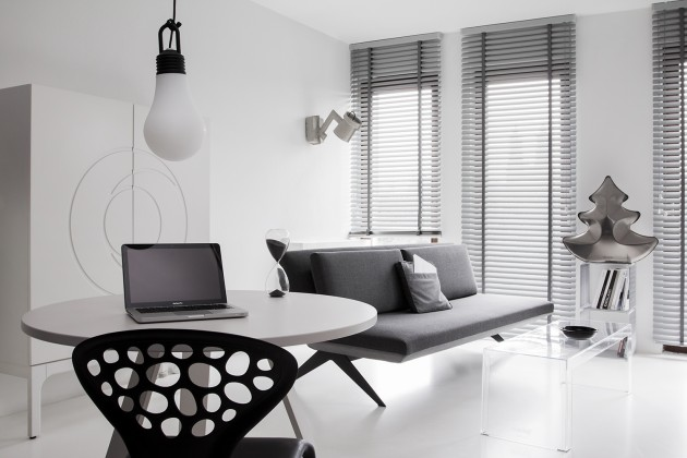 Stunning DOMO / \ NOMAD SPACE by KASIA ORWAT Home Design