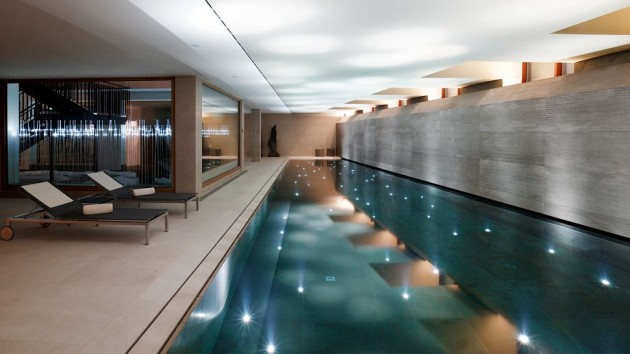 18 Amazingly Beautiful Indoor Pool Designs That Will Delight You